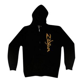 Zildjian Zildjian Vertical Logo Zip Hoodie S