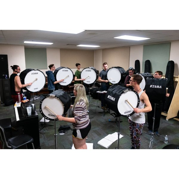 TAMA Complete Tama Marching Band Drumline Snares, Tenors, Bass Drums & MORE! Set 2