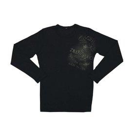 Zildjian Zildjian Stamp Thermal Shirt, Black M