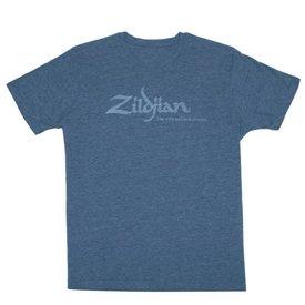 Zildjian Zildjian Heathered Blue T-Shirt  2XL