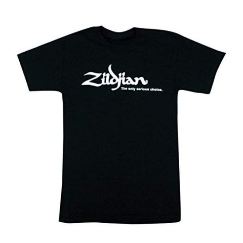 Zildjian Classic Tee, Black M