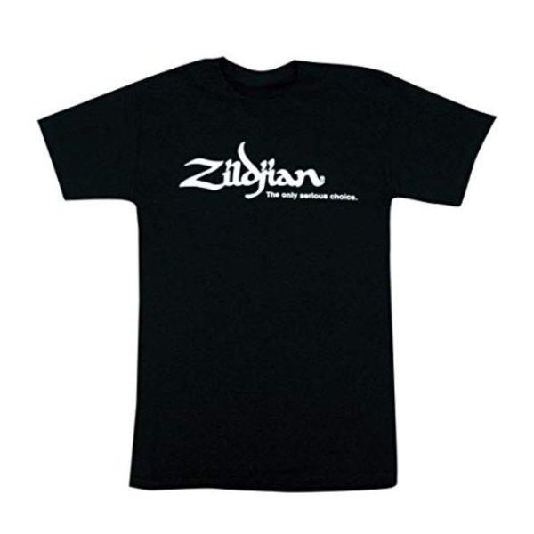 Zildjian Cymbals Zildjian Classic Tee, Black M