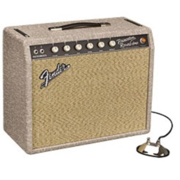 Fender Fender 65 Deluxe RVB Fawn Greenback 120V