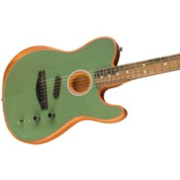 Fender Fender American Acoustasonic Telecaster, Surf Green