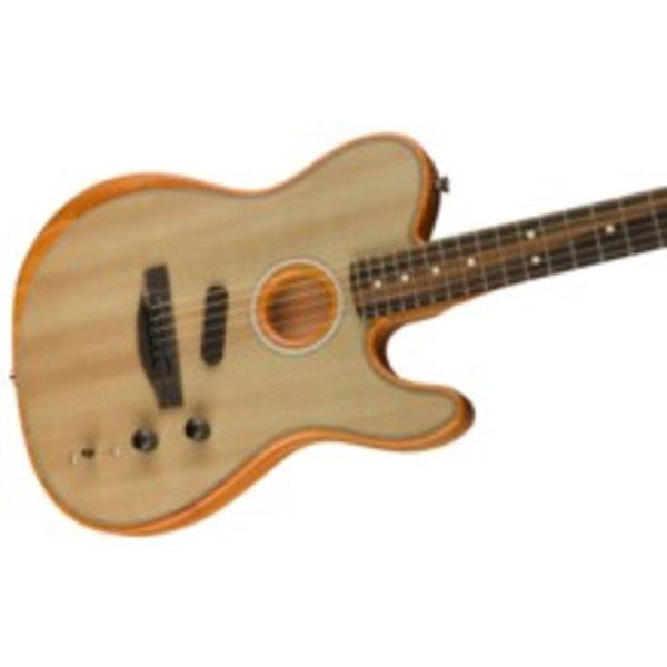 Fender Fender American Acoustasonic Telecaster, Sonic Gray