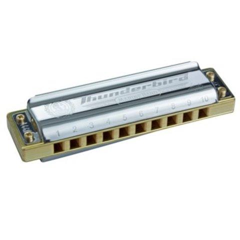 Hohner M2011BXL-EF Thunderbird Key of Low Eb/Ef