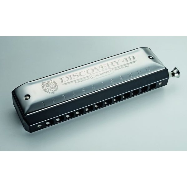 Hohner Hohner 7542BX-C Discovery 48 Chromatic