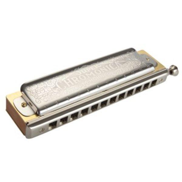 Hohner Hohner 270BX-C Super Chromonica Boxed Key of C