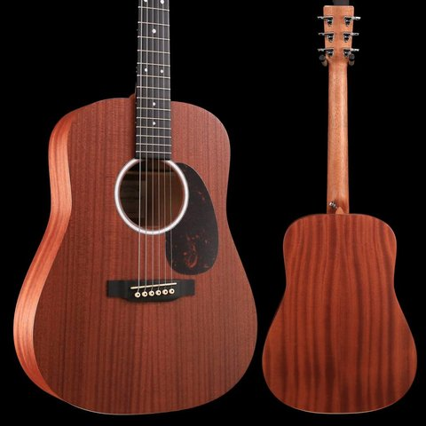 Martin DJr-10 (Sapele top) Junior (Gig Bag Included) SN/2250143
