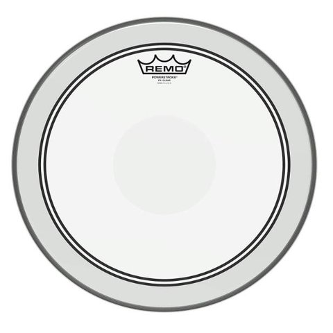 Remo Powerstroke 3 Clear Drumhead 16""
