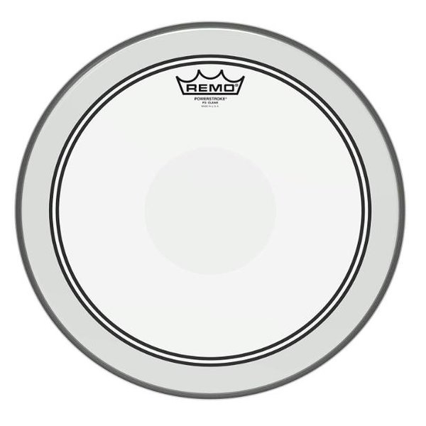 Remo Remo Powerstroke 3 Clear Drumhead 16""