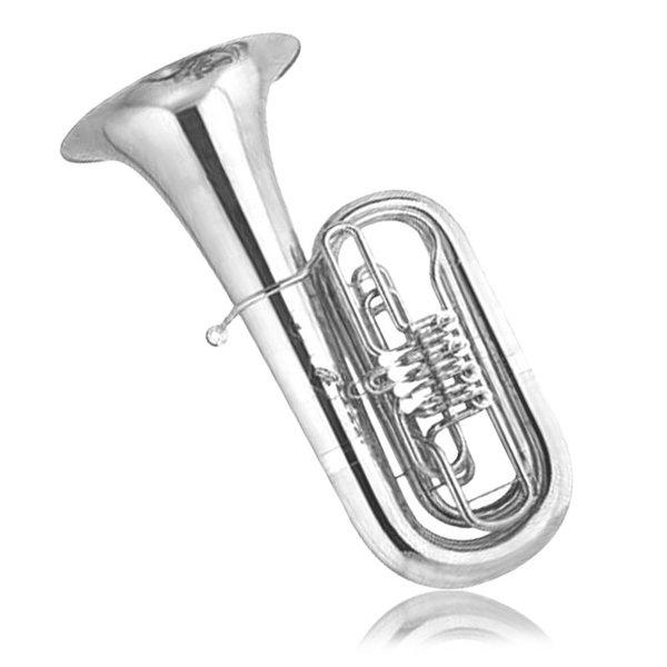 B&S B&S Rotary Valve Series 103-S Professional Tuba
