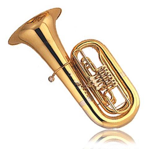 B&S Rotary Valve Series 3103-L Professional Tuba
