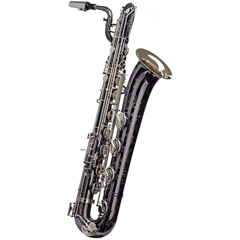 Julius Keilwerth JK4411-5b2-0 SX90 Series Professional Eb Baritone Saxophone