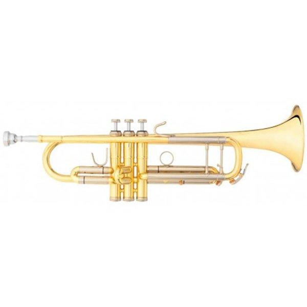 B&S B&S 3137/2GLB-L Challenger II Bb Professional Trumpet