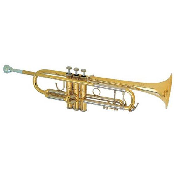 B&S B&S 3137G-L Challenger I Series Bb Professional Trumpet