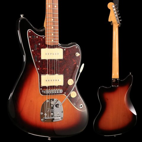 Classic Player Jazzmaster Special, Pau Ferro Fingerboard, 3-Color Sunburst SN/MX18175227