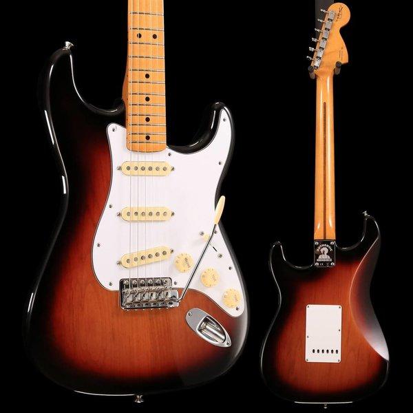 Fender Jimi Hendrix Stratocaster, Maple Fingerboard, 3-Tone Sunburst