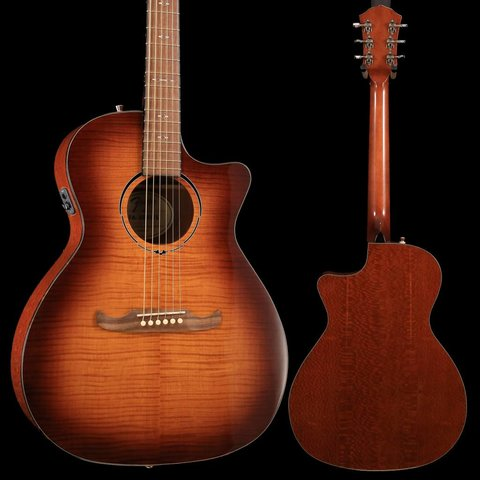 FA-345CE Auditorium, Tea Burst, Laurel Fretboard SN/IWA1806404
