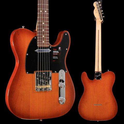 Fender American Performer Tele, Rosewood Fingerboard, Honey Burst
