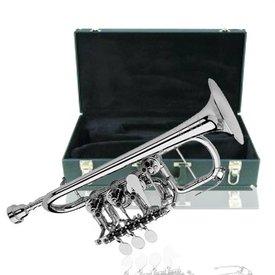Scherzer Scherzer 8112-S Professional Bb/A Rotary Piccolo Trumpet