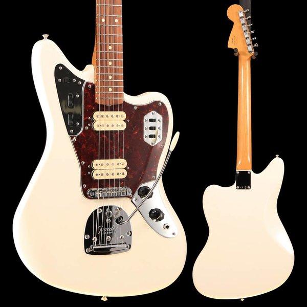 Fender Classic Player Jaguar Special HH, Pau Ferro Fingerboard, Olympic White
