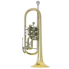 Scherzer Scherzer 8217-L Professional C Rotary Valve Trumpet