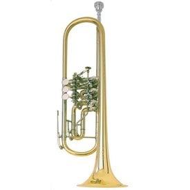 Scherzer Scherzer 8218-L Professional Bb Rotary Valve Trumpet