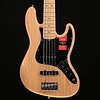 American Professional Jazz Bass V Maple Fingerboard, Natural