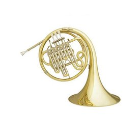 Hans Hoyer Hans Hoyer 704-L Professional Single French Horn