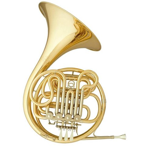 Hans Hoyer 801GA-L Professional Double French Horn