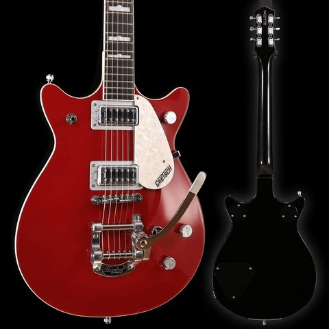 Gretsch G5441T Double Jet with Bigsby, Rosewood Fingerboard, Firebird Red