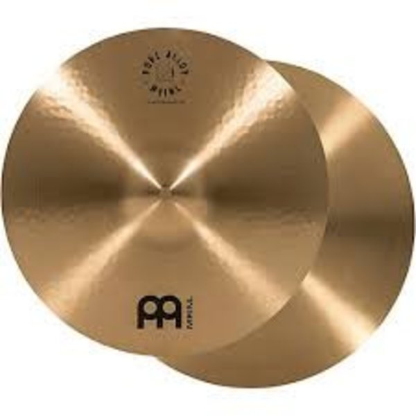 Meinl Cymbals Meinl Cymbals Pure Alloy 14'' Medium Hi-Hat Pair Traditional
