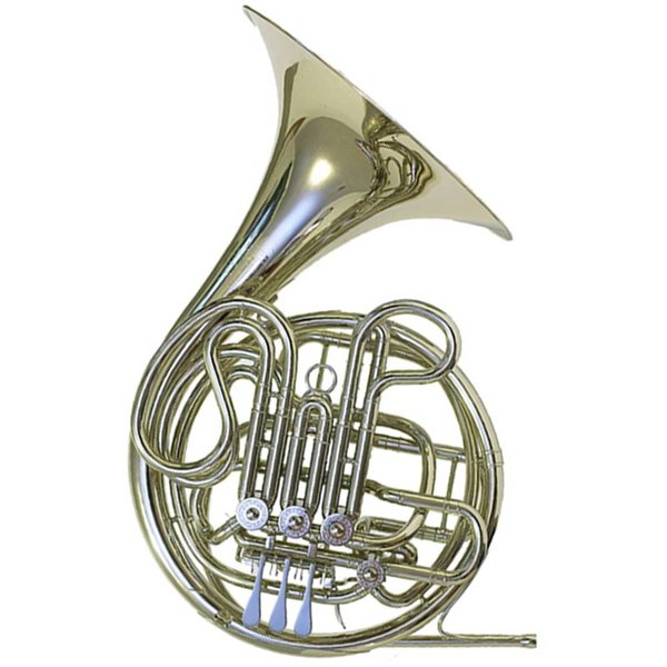Hans Hoyer Hans Hoyer Heritage Series 6802NS-L Professional F/Bb Double French Horn
