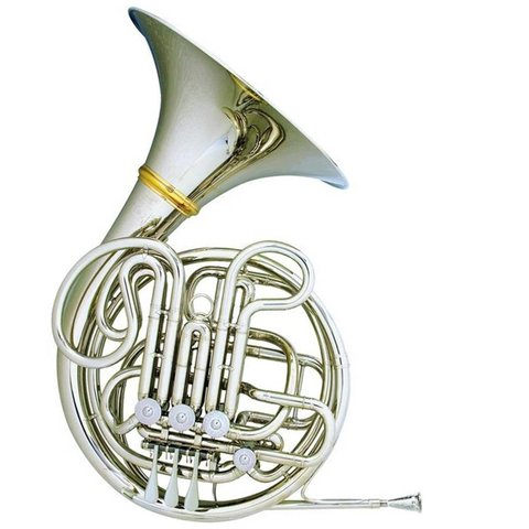 Hans Hoyer Custom Series 7801 Professional F/Bb Double French Horn