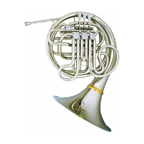 Hans Hoyer Hans Hoyer Custom Series 7802A Professional F/Bb Double French Horn