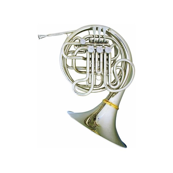 Hans Hoyer Hans Hoyer Custom Series 7802NS Professional F/Bb Double French Horn
