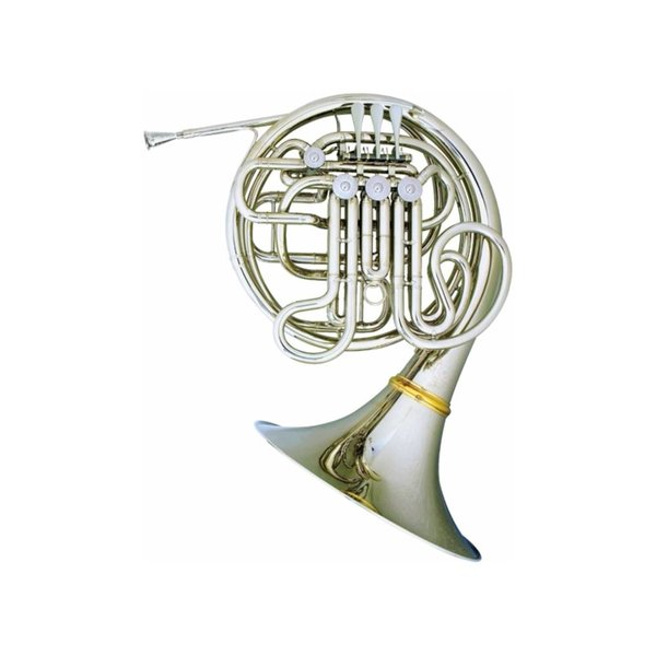 Hans Hoyer Hans Hoyer Custom Series 7802NSA Professional F/Bb Double French Horn