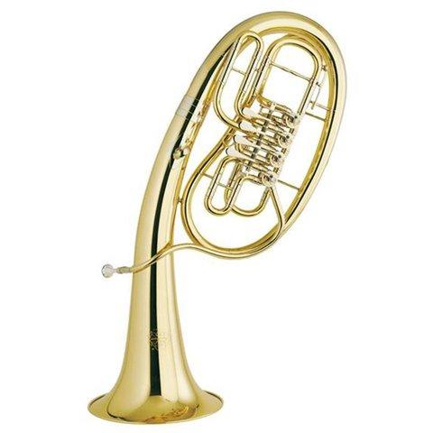 Hans Hoyer Wagner Tuba Series 822-L Professional Tuba