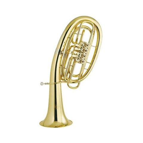 Hans Hoyer Wagner Tuba Series 824-L Professional Tuba