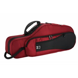 Ace Kaces KBF-RAS4 Alto Saxophone Case, Red