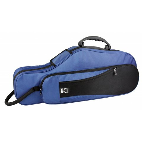 Kaces KBF-BAS2 Alto Saxophone Case, Blue