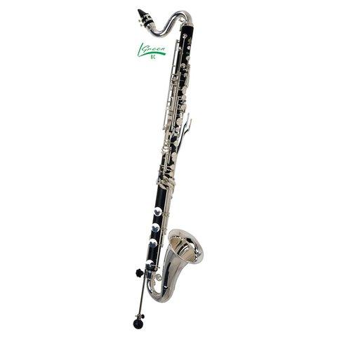 Buffet Crampon BC1183G Prestige Professional Bb Bass Clarinet - Green Line