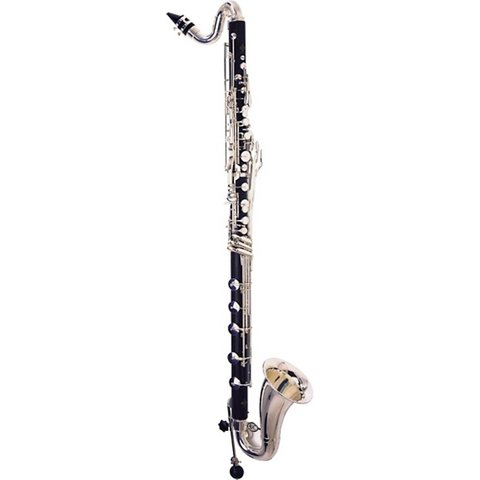 Buffet Crampon BC1193G Prestige Professional Low C Bass Clarinet - Green Line