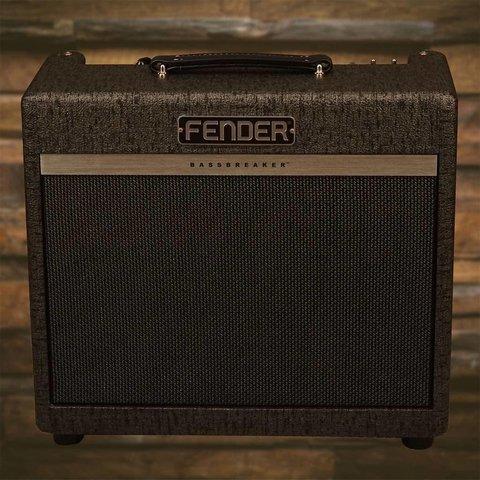 Fender Bass Breaker 15 Gunmetal 120V FSR2018
