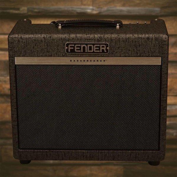 Fender Fender Bass Breaker 15 Gunmetal 120V FSR2018