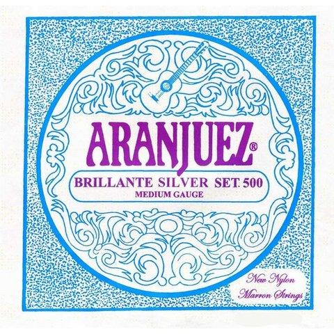 Aranjuez Brillante Silver Set 500