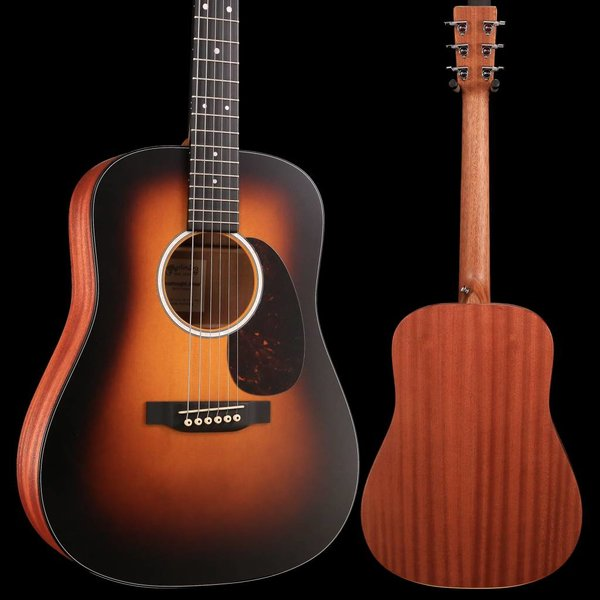 Martin Martin DJr-10E Burst Junior (Gig Bag Included) S/N 2254598