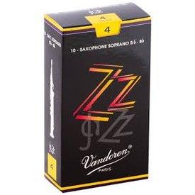 Vandoren Vandoren Soprano Sax V16 Reeds, Box of 10 Strength 4
