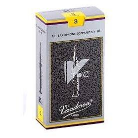 Vandoren Vandoren Soprano Sax V.12 Reeds, Box of 10 Strength 4.5